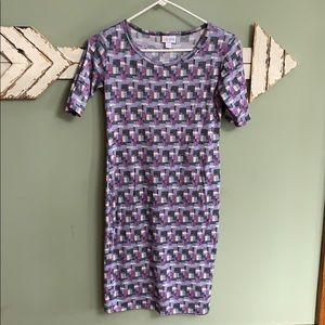 🔴3 for $10 - LuLaRoe Julia dress